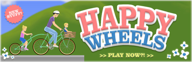 Happy Wheels Play Now?!